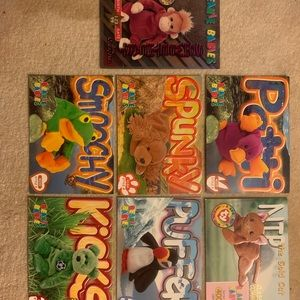 TY Beanie Babies Collector Cards
